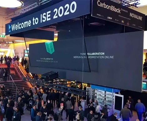 Maken's successful trip to ISE in the Netherland and EuroShop in German